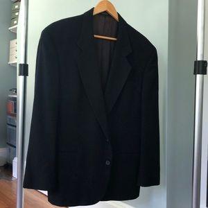Alfani Black Wool Blazer